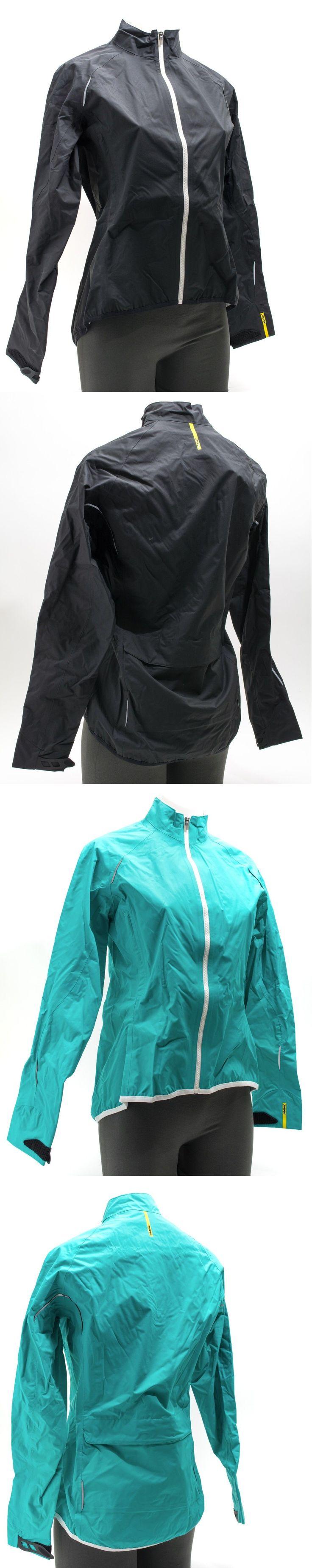 Jackets 36124: Mavic Women Ksyrium Elite H2o Road Mountain Bike Cycling Rain Wind Jacket Medium -> BUY IT NOW ONLY: $39.95 on eBay!