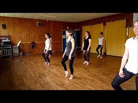 Cours de danse contemporaine / Françoise Cance  #cance #contemporaine #cours