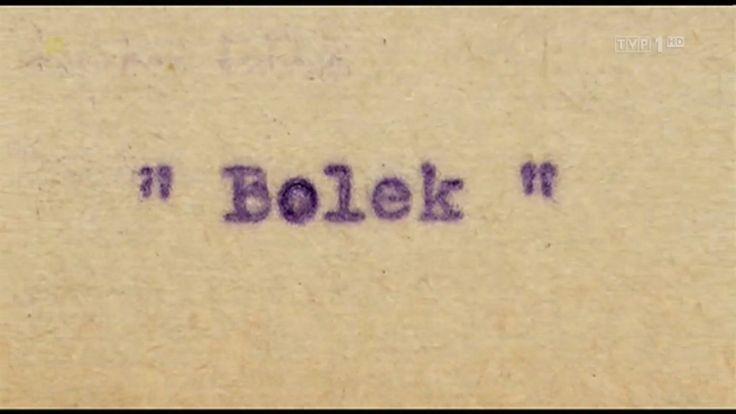 Film dokumentalny TW Bolek