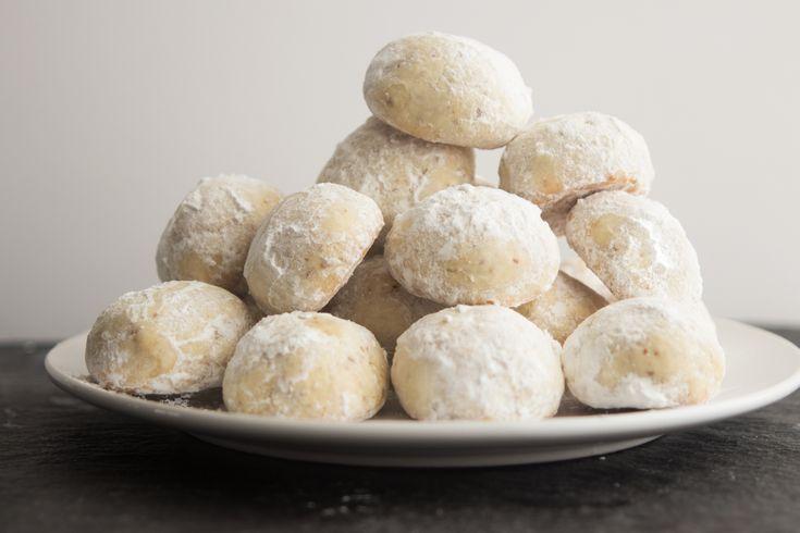 Italian Wedding Cookies - Giadzy - Giada De Laurentiis