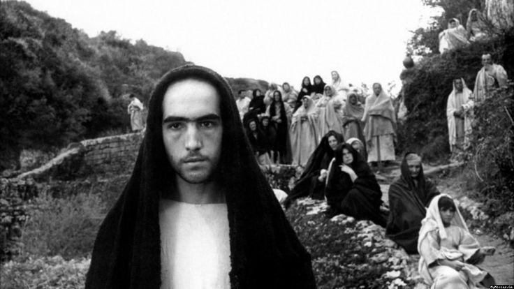 Enrique Irazoqui as Jesus | Pier Paolo Pasolini | The Gospel According To Matthew