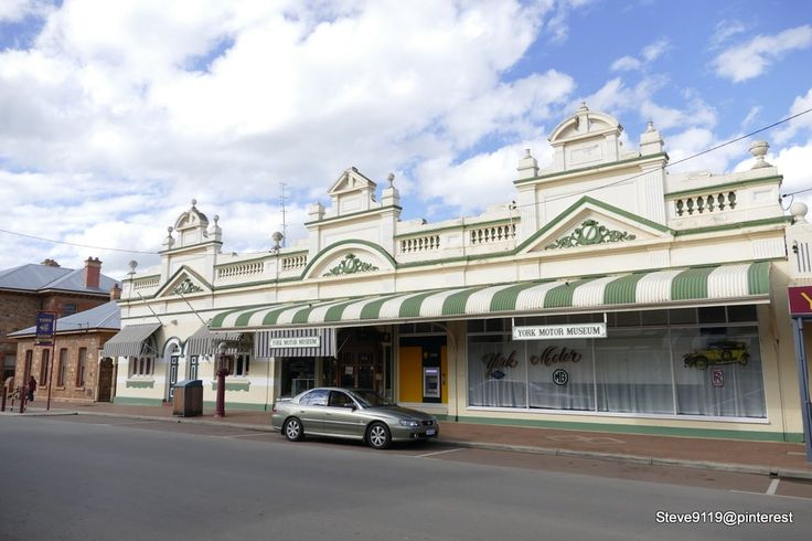 Motor Museum @ York, Western Australia