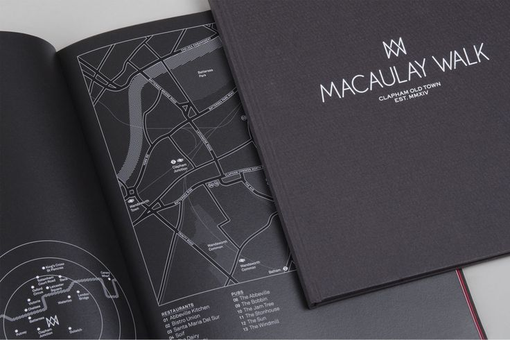 Macaulay Walk. A new village in the Old Town – dn&co.