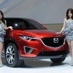 2014 Mazda Hazumi Front Exterior 150x150 2014 Mazda Hazumi Review With Images
