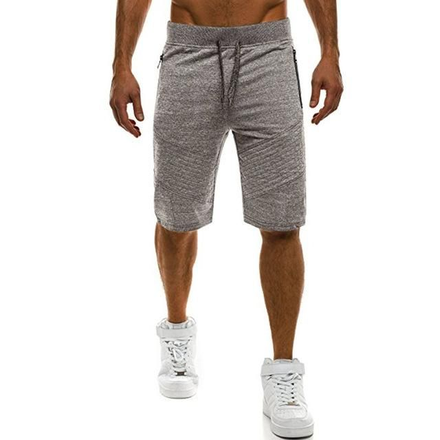 27233c4bbbd880 Casual Men Joggers Workouts Sweatpants Shorts Knee Length | Products ...