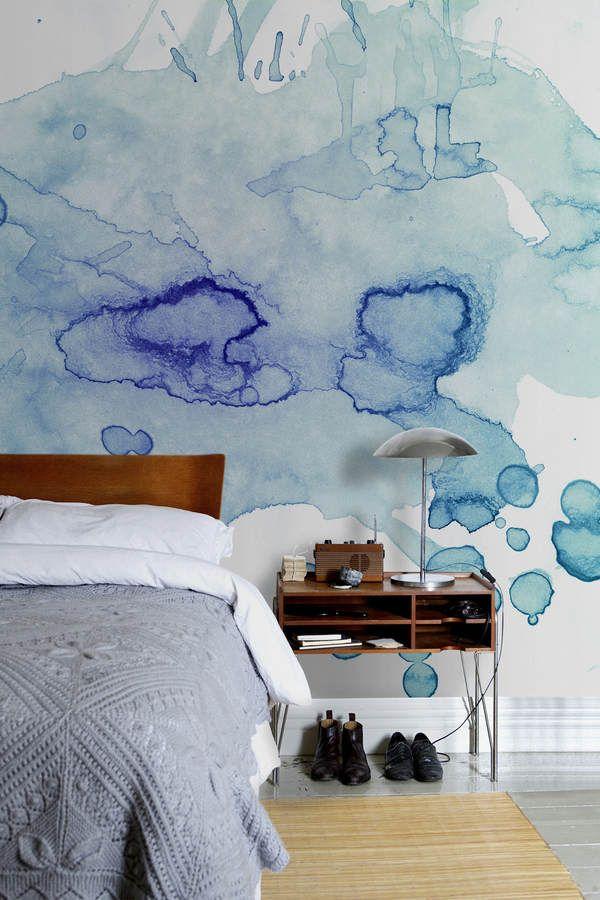 die 25 besten ideen zu kreative wandgestaltung auf. Black Bedroom Furniture Sets. Home Design Ideas