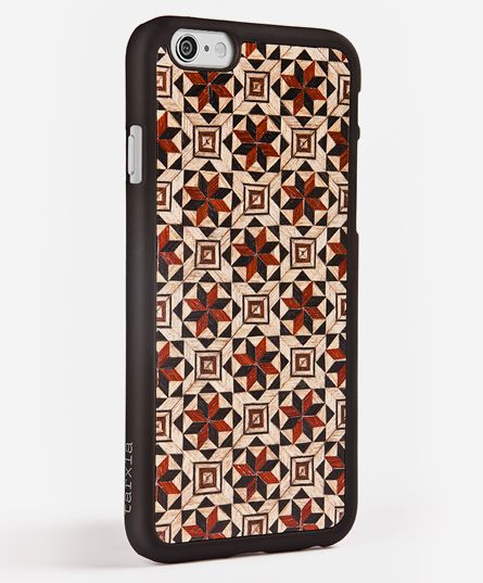 Aikabia iPhone 6 case, handmade in Andalusia, by Tarxia