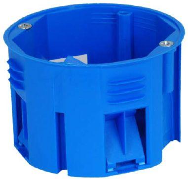 Puszka do systemów docieplających PST60 68x46mm niebieska - 32273003 w Budujesz