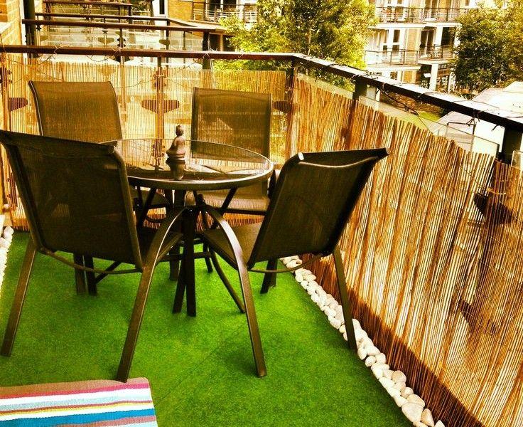 Elegant Patio Privacy Ideas For Apartment Apartment Balcony ...