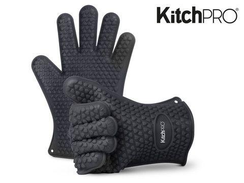 Hem & Trädgård - KitchPro BBQ Gloves, Fingerfärdigt grepp till grillningen!