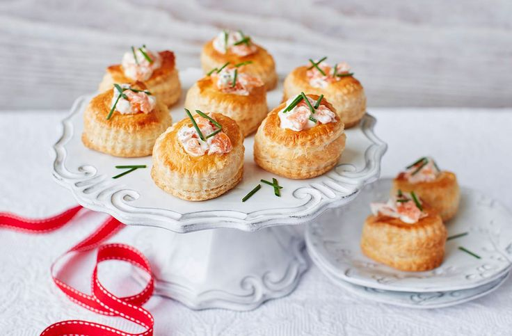 17 best ideas about vol au vent on pinterest pastries for Pastry canape fillings