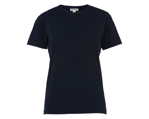 Image result for whistles navy tshirt