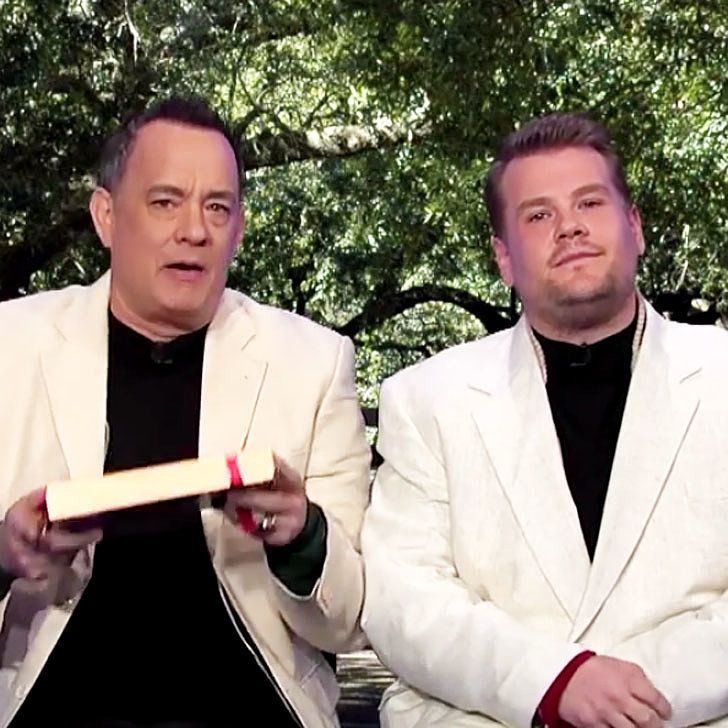 Tom Hanks Re-Creates Every Tom Hanks Movie in Under 8 Minutes: America's sweetheart Tom Hanks has continued to be every person's hero by re-creating every one of his movies.
