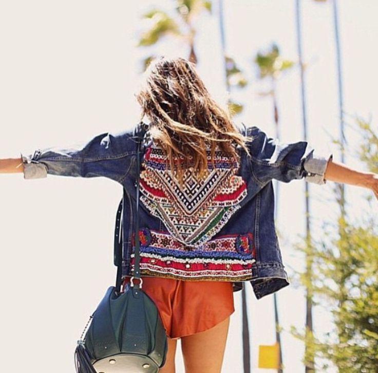 GR embellished denim jacket!!!!! Available online now.