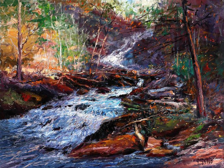 The Falls - George Gallo
