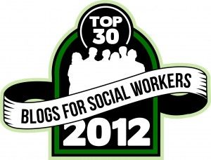 Follow the link for lists of blogs and tumblrs by social workers and therapists