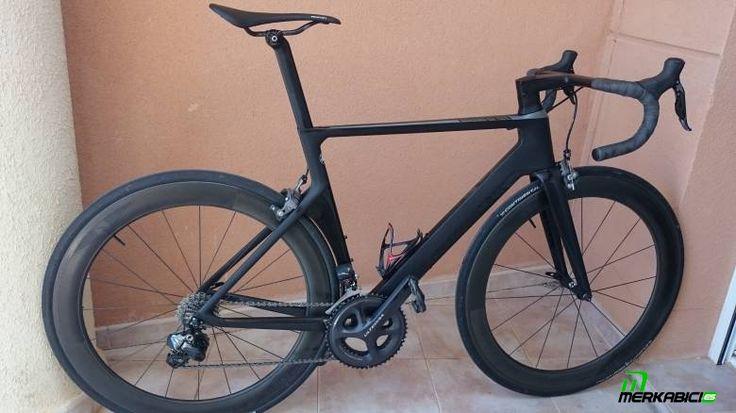 Vendo bicicleta Canyon Aeroad CF SLX 8. 0 Di2 Talla M. Impecable. Solo un año de ... en Vandellòs i l'Hospitalet de l'Infant, Tarragona