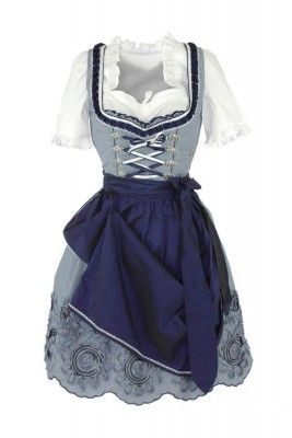 I just need a dirndl like this!