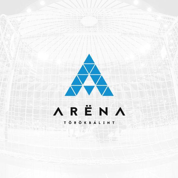 sport center logo design