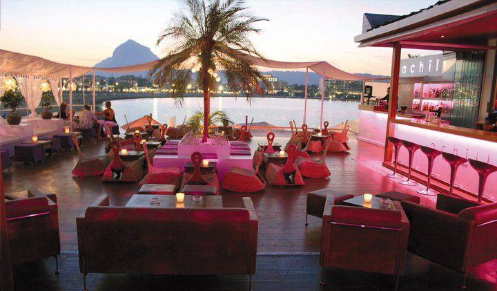 Nightclubs Bars And Pubs In Javea Costa Blanca Night