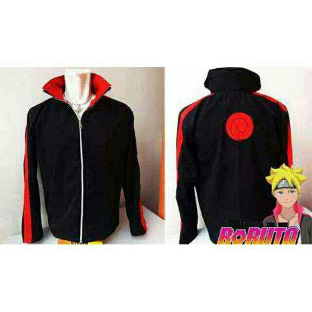 Saya menjual Jaket Boruto New Generation Naruto dengan potongan 15%! Hanya Rp85.000. Dapatkan segera di Shopee! https://shopee.co.id/rien24/514899391 #ShopeeID