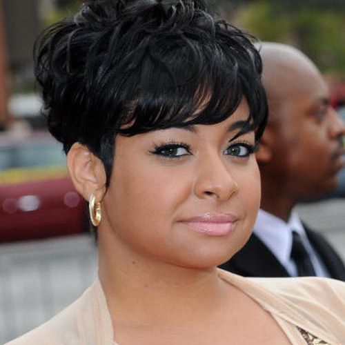 hair styles for short women black hair at the 2010 naacp image awards 4485 | 4485fb05671b5eb8ba8041c1c23258a2 hairstyle short cute hairstyles