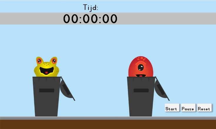 Monsters Timer