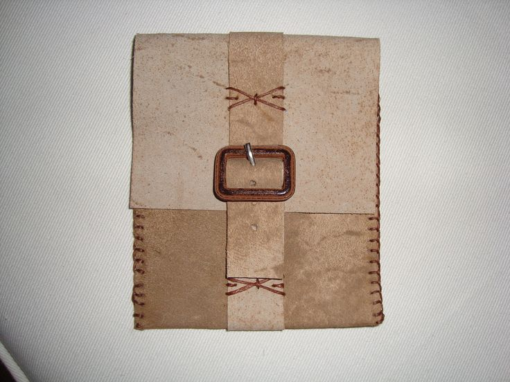 Genuine leather phone case..