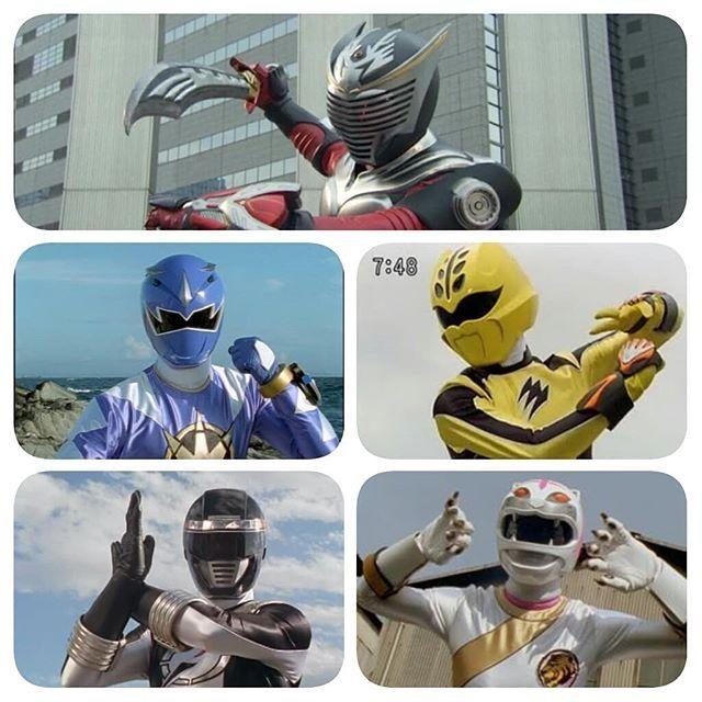 Kishiryu Sentai Ryuusouger | Super Sentai and Power Rangers