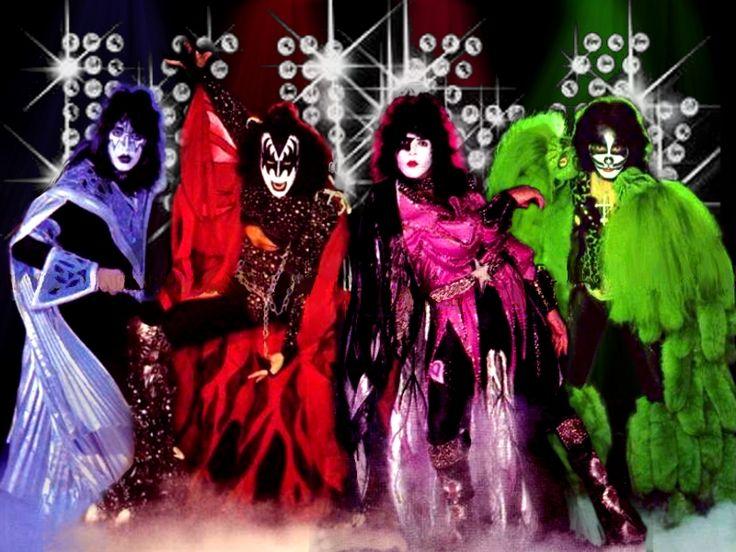Kiss Band | Dynasty - KISS Wallpaper (23987314) - Fanpop fanclubs