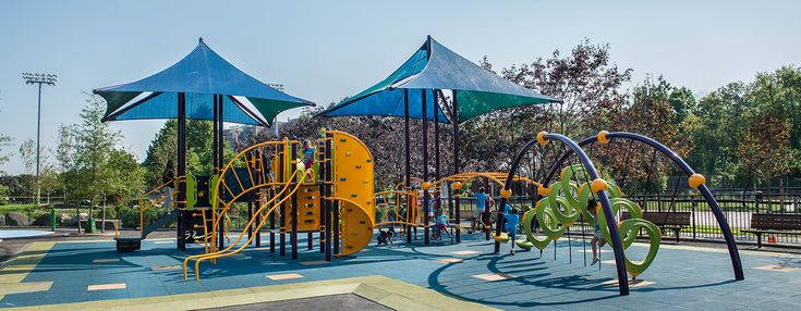 Roberto Clemente Park - Inclusive Playground
