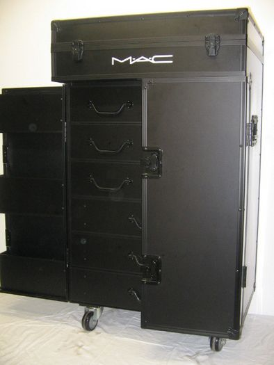 The mother ship of MAC train cases | Makeup Maven | Pinterest