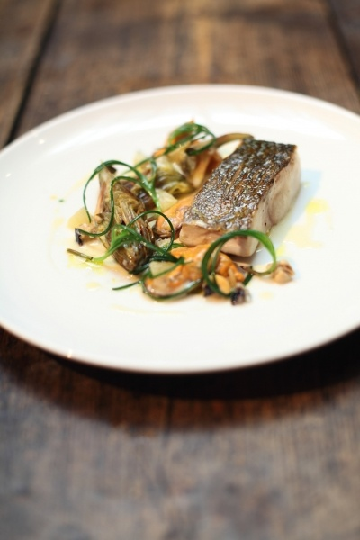 Arbutus - Sophisticated but affordable Michelin starred cooking in an intimate ambience.