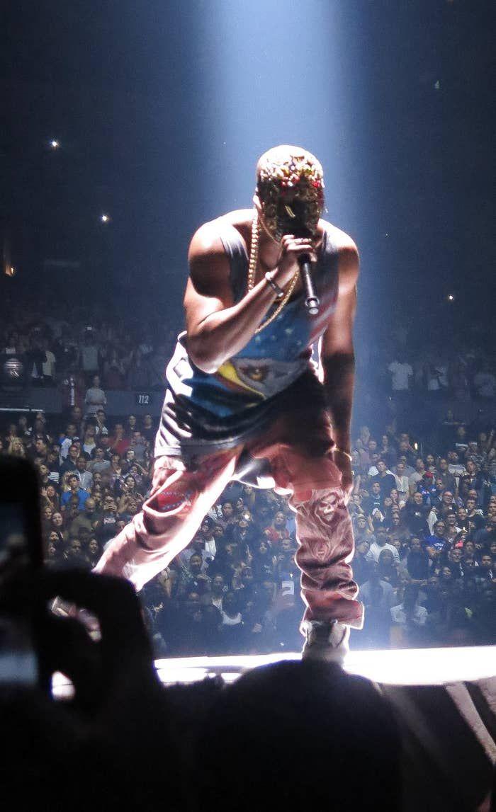 Things I Overheard At The Yeezus Tour Yeezus Tour Kanye West Songs Kanye West Yeezus
