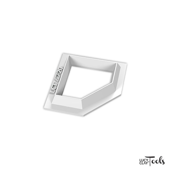 LC Cutter 1527 (Polygon 20) | Order at LC Store EU http://www.lucyclaystore.com/en/lc-cutters/274-lc-cutter.html LC Store USA http://www.lucyclaystore.com/usa/lc-cutters/274-lc-cutter.html | Inspiration http://issuu.com/lctools/docs/cutters-pentagons