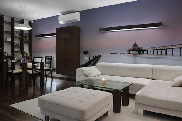 стиль хай тек в интерьере гостиной - Поиск в Google