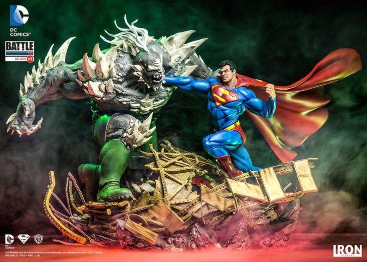Action Figures - Superman vs Apocalypse