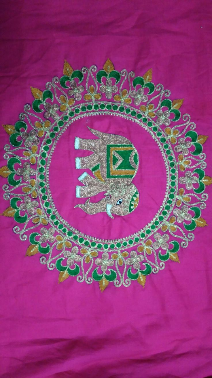 706 best embroidery images on pinterest embroidery desi clothes pink saree work blouse saree blouse blouse designs hand embroidery embroidery designs stitching costura embroidery patterns bankloansurffo Images