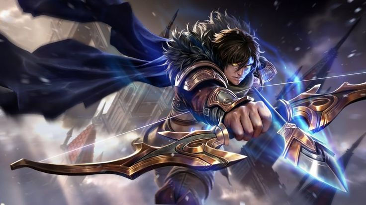 League Of Angels 2 Heroes Boyle Warrior Weapon Bow And Arrow Hd Wallpaper Download For Mobile And Tablet 2560×1440