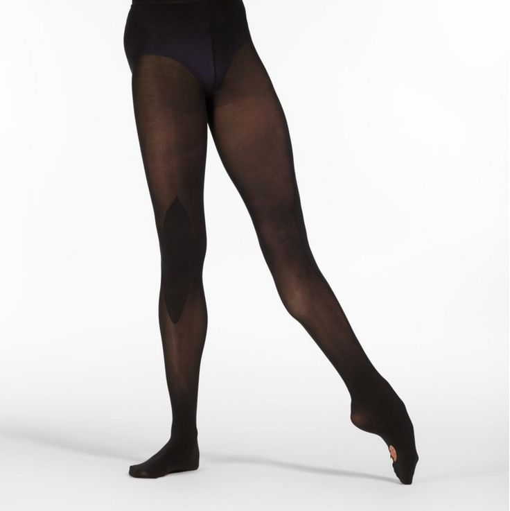 ZARELY Z1 REHEARSE! PROFESSIONAL REHEARSAL BALLET TIGHTS