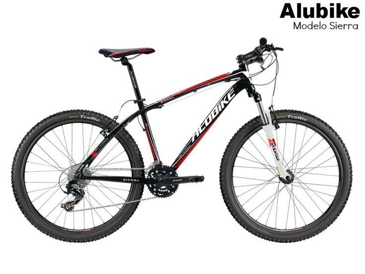 Bicicleta Alubike Modelo Sierra   #bicicleta #Bikes #Alubike #mtb Hardtail www.alubike.com.mx
