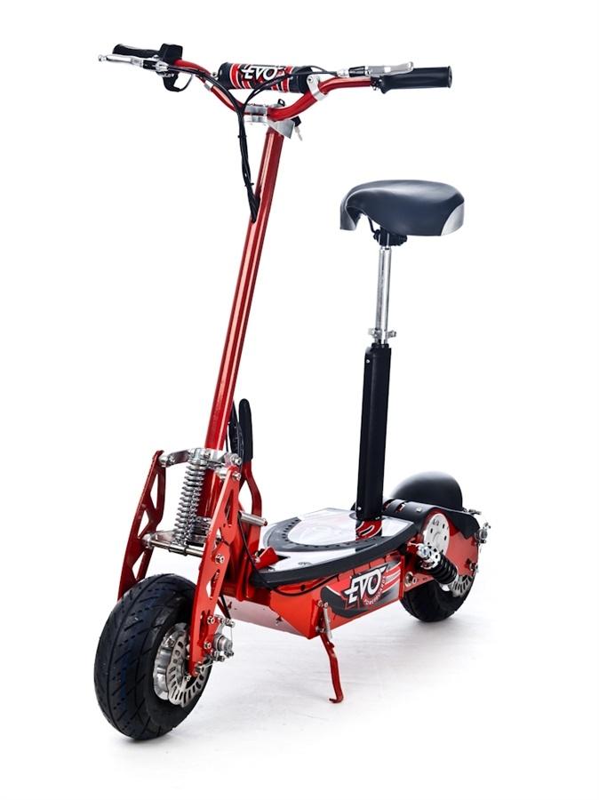 Elektrisk sparkesykkel for voksne - sammenleggbar og praktisk!