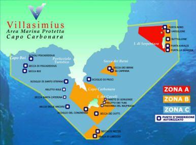 Villasimius - Immersioni AMP Capo Carbonara