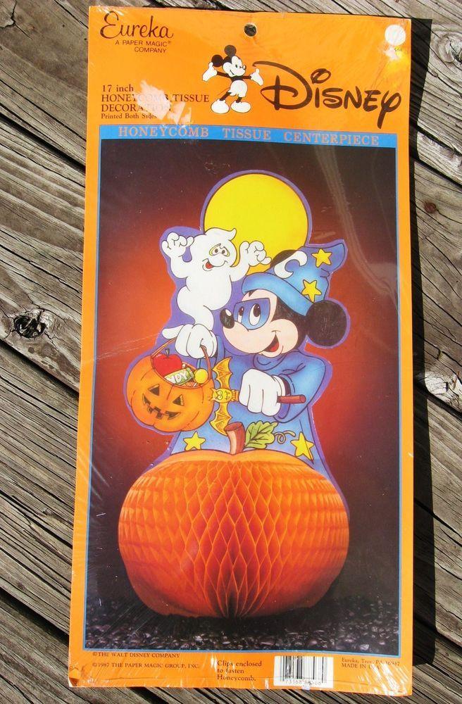 disneymickey mousedie cuthoneycombeureka17 halloween centerpiece halloween centerpieceshalloween decorationshalloween partydisney