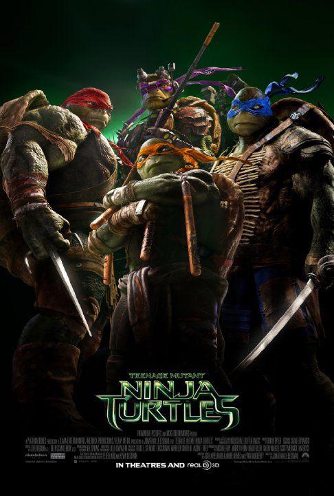 Box Office AS pekan ini masih mencatat TMNT ( Teenage Mutant Ninja Turtles) menduduki peringkat pertama.