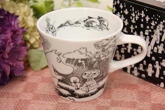 ★ NEW ★ Japanese Moomin mug Cup in 2013 new Moomin & Mii
