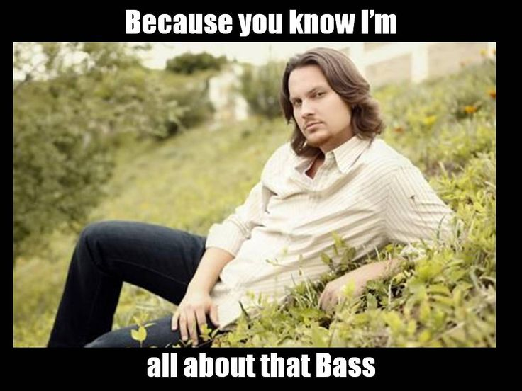 All about that Bass --- Tim Foust of Home Free Vocal Band