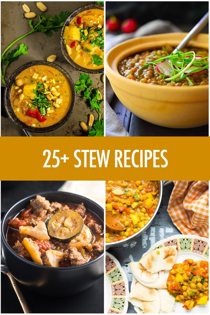 25+ Stew Recipes | Food Bloggers of Canada