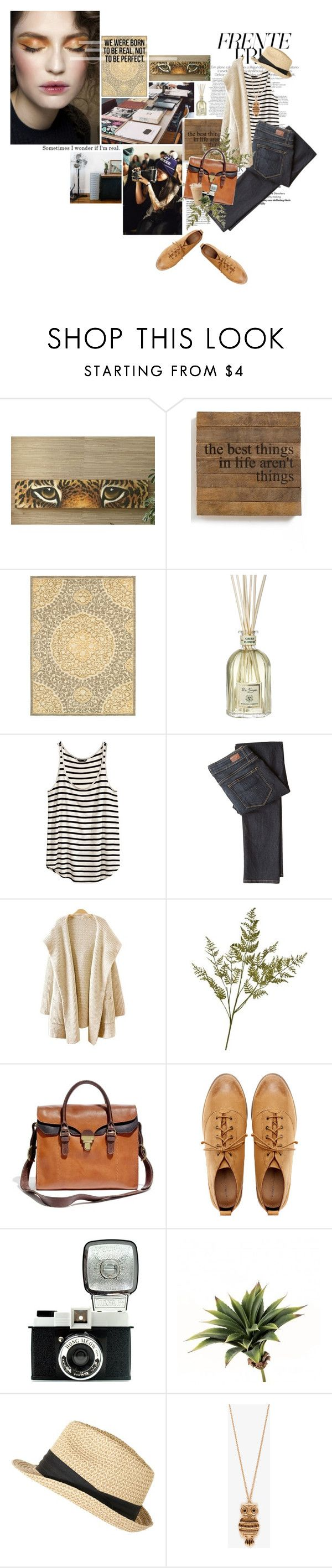 """""""Falling for fall weather"""" by skybluchik89 ❤ liked on Polyvore featuring Anja, Second Nature By Hand, Dr. Vranjes, H&M, Paige Denim, Madewell, Pull&Bear, fred flare, Jane Norman and Forever 21"""