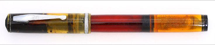 Vintage Waterman's Fountain Pen Multi Color (91907) #Waterman